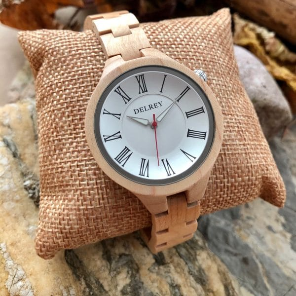 Holz Armbanduhr Astoria