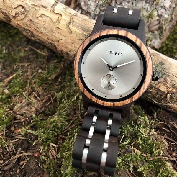 Holz Armbanduhr Avalon