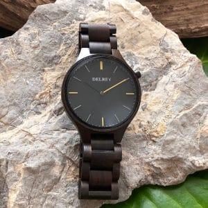 Holz Armbanduhr Fairmont