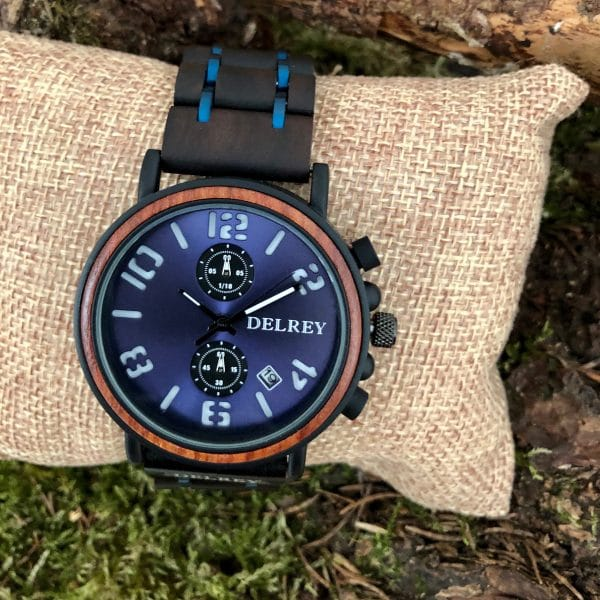 Holz Armbanduhr Lenox