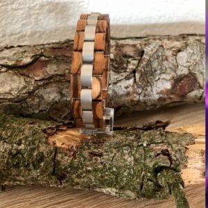 Holzarmband Bellmore