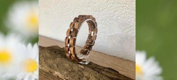 Holz Armband Hope