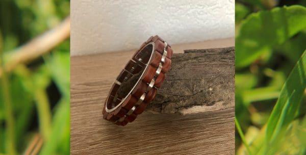 Holz Armband Joplin