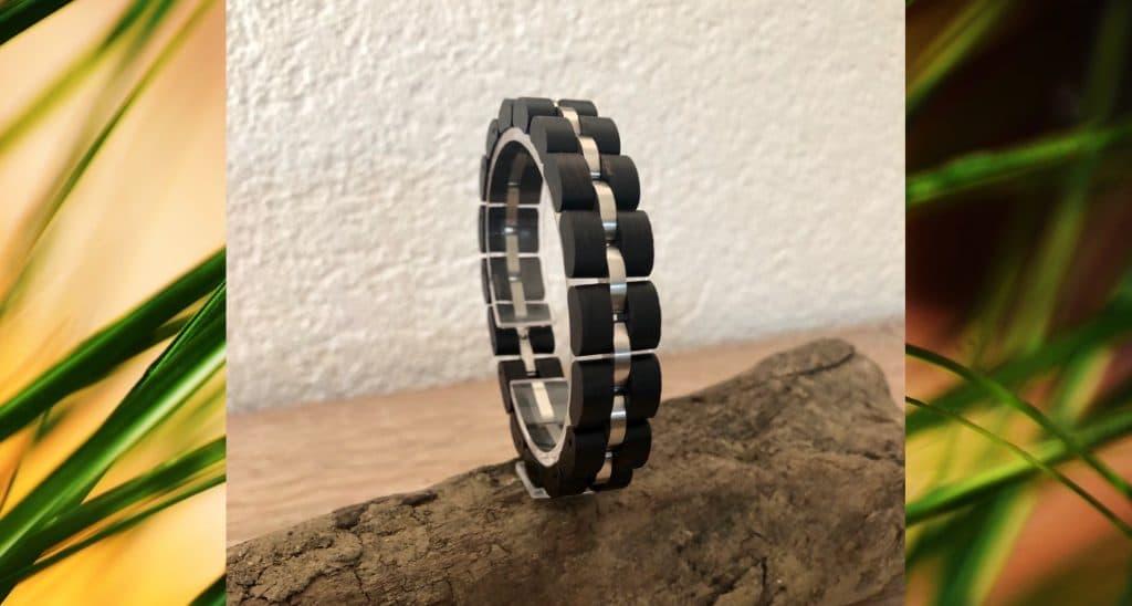 Holz Armband Hailey