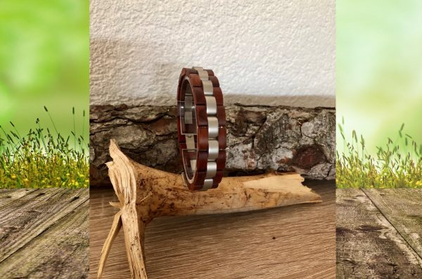 Holzarmband Troy
